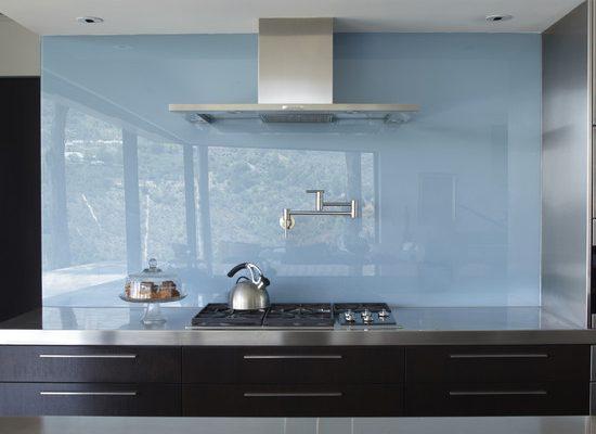 Aluminio y acero, la última tendencia en cocinas