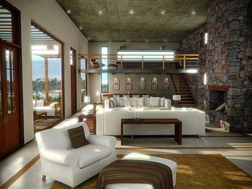 claves para la decoracin de salones con un buen diseo interior - Salones De Diseo Fotos