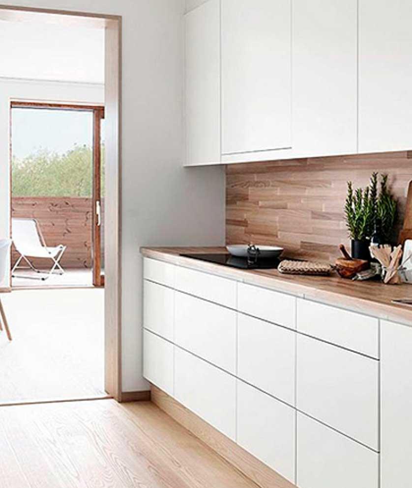 Decoraci n de cocinas estilo n rdico en granada estudio for Cocina estilo nordico